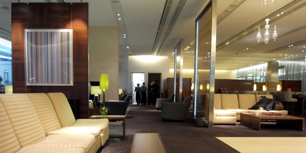 BA The Top Six Airline Lounges