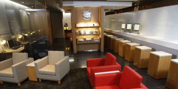 CP The Top Six Airline Lounges
