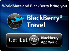 Big news for worldmate for blackberry users - find out more